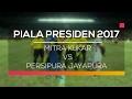 Highlight Mitra Kukar vs Persipura Jayapura - Piala Presiden 2017