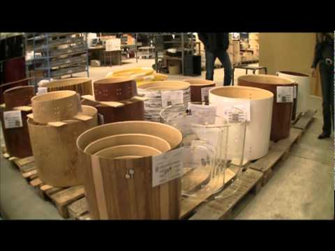 Sonor Factory Tour (Part 2) 29 July 2011