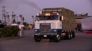 The Beautiful Show Trucks Leaving Truckin' For Kids 2017 Part 4