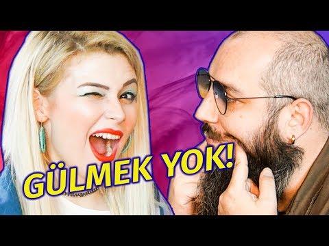 GÜLERSEN, KAYBEDERSİN!!   w/ Onur Turgut (HER ŞEYE EVET DEME CEZALI!)