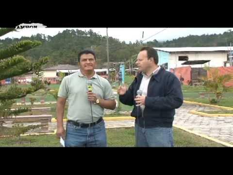 Municipios Bellos de Honduras---LEPATERIQUE, FCO. MORAZÁN.