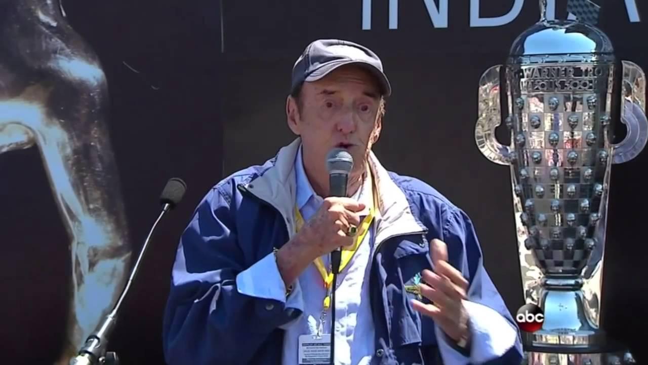 "Death Of Jim Nabors >> Jim Nabors' Last ""Back Home Again in Indiana"" 2014 - YouTube"