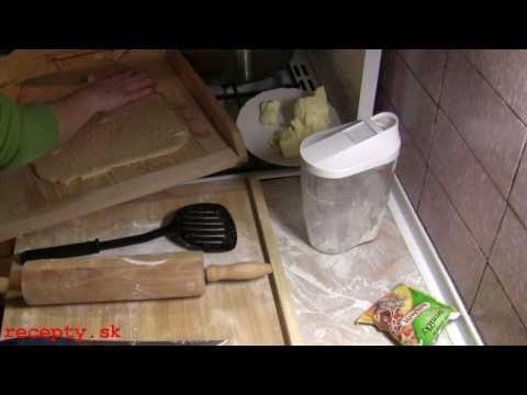Plnené medové rezy (1. časť)