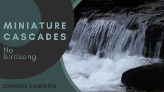 Forest Waterfall Sounds W O Birds Singing Relaxing Sound Of Nature Mindfulness Relaxation Meditation