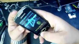 Hard Reset celular Samsung galaxy mini S5570, GT-S5570b, GTS5570