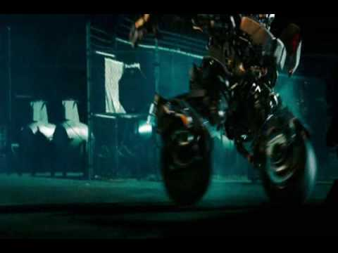 Transformers 2 - Sideswipe vs Sideways