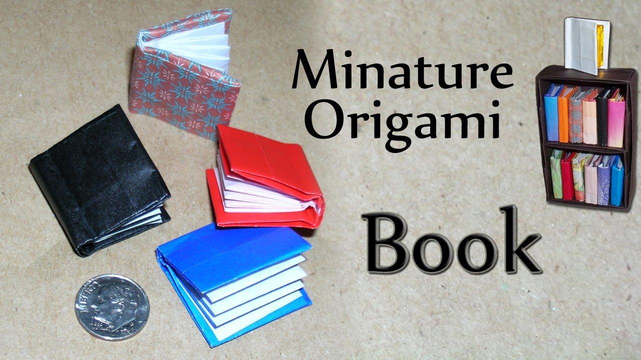 Youtube Origami Mini Book