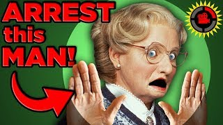 Film Theory: Mrs Doubtfire is a CRIMINAL!