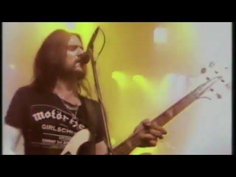 Motörhead - No Class - Original HD Promo Video - Bronze BRO 78 7' Audio