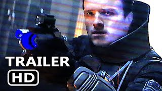 FUTURE MAN Official Trailer (2017) Josh Hutcherson, Sci Fi Comedy TV Series HD