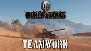 World of Tanks - Teamwork