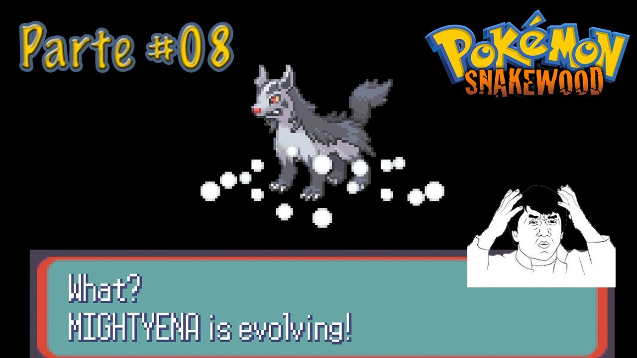 What Level Does Poochyena Evolve Mightyena si evolve