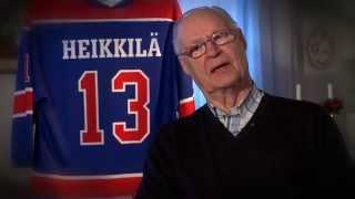 Lasse Heikkilän videotervehdys, 50-vuotta mestaruudesta.