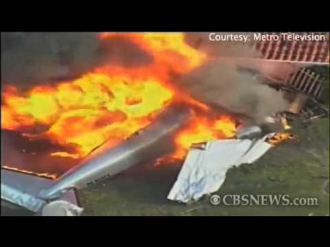 Opa Locka Airport Crash Outside Opa-locka Airport