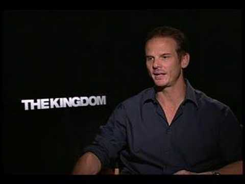 Peter Berg interview for The Kingdom