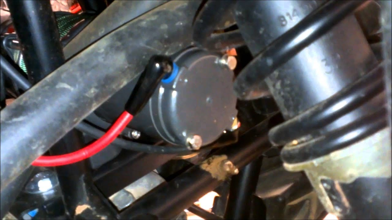 How To Install A Winch On A Yamaha Grizzly