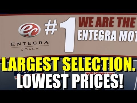 2013 Entegra Coach Anthem Luxury RV for Sale at Motor Home Specialist (#5083)