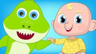Baby Shark Nursery Rhymes Songs for Kids + More Nursery Rhymes for Children