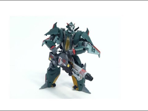 Transformers Prime Custom Repaint Skyquake