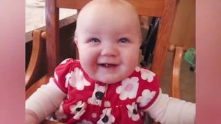 *Try Not To Laugh* Funny Babies Vines Compilation