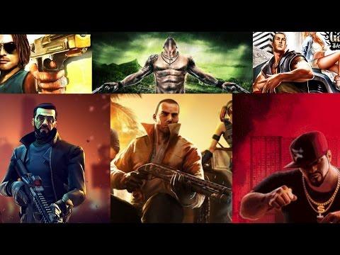 Evolución del juego Gangstar para Android - [2009 / 2017] JeuxGamer