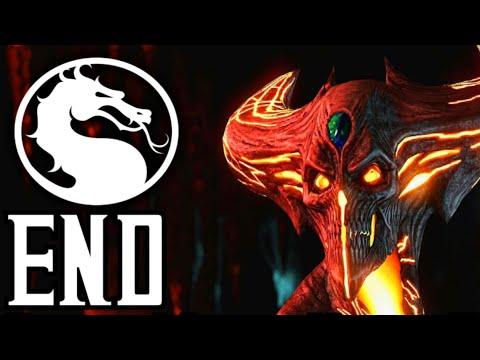 Mortal Kombat X - Ending + Final Boss 60fps