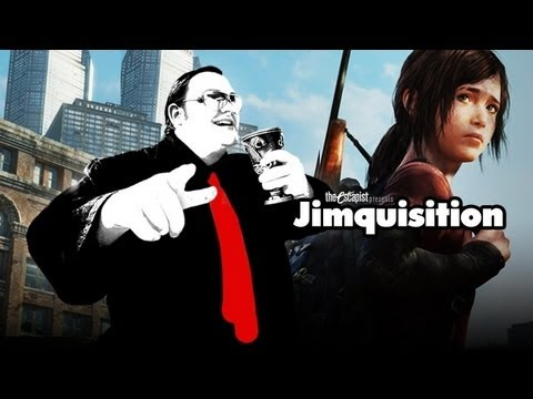 THE CREEPY CULL OF FEMALE PROTAGONISTS (Jimquisition)