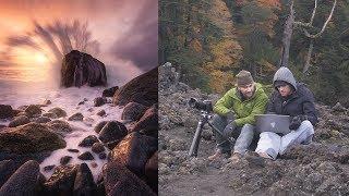 Critique the Community Episode 32 - Landscape Photography with Elia Locardi