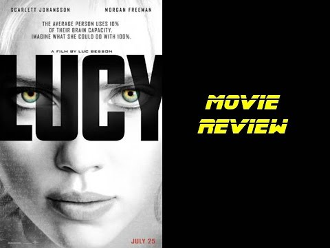 Lucy Movie Review - Joe's Review