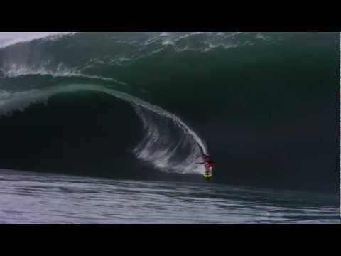 Biggest Teahupoo Ever, Shot on the PHANTOM CAMERA. [Original 720p video]