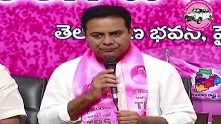 KTR Shocking Comments on Pawan Kalyan about 2019 Elections Defeat | Janasena Party | VTV