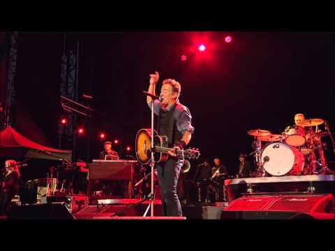 Bruce Springsteen - Bruce Springsteen - Shackled and Drawn - London 2012 HD
