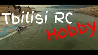 Boat speed Tbilisi rc hobby