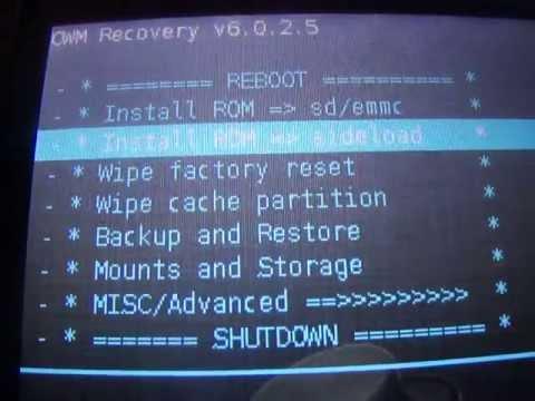 Paso 2  Rumbo a cyanogenmod 10 (L5 E612) :Desbloqueo bootloader.Instalacion recovery y Cyanogenmod