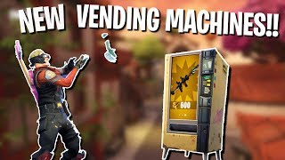 All Vending Machine Locations in Fortnite! | Vending Machines Explained!