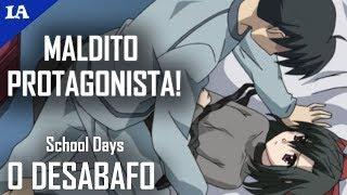 CUIDADO COM ESSE ANIME DOENTIO! | O Desabafo - School Days