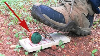 How To Make Airsoft LandMine - Very Simple and Fun Idea