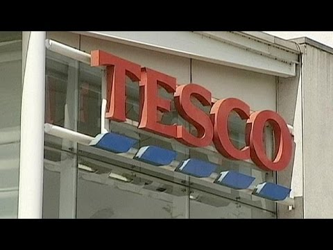 Tesco turnaround as sales decline less than expected