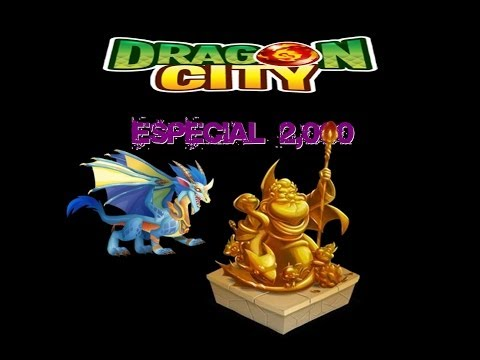 !!ESPECIAL 2,000!! 'DRAGON CITY