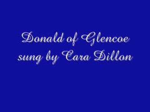 Cara Dillon - Donald Of Glencoe