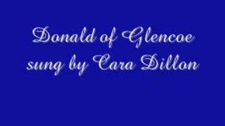 Donald Of Glencoe
