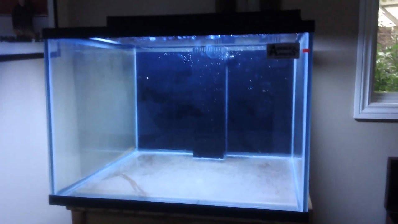 Как сделать аквариум своими руками из силикатного стекла 7