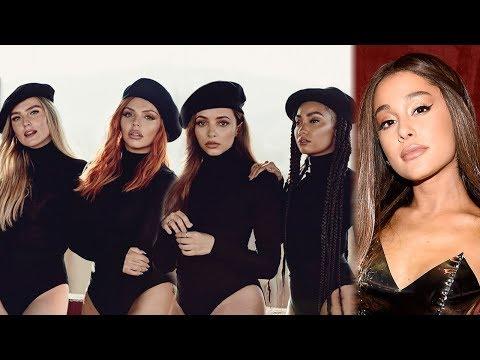 Little Mix Announce Album Release Date & TEASE Ariana Grande Collab?