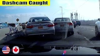 Ultimate North American Car Driving Fails Compilation: The One With MERZ Driver
