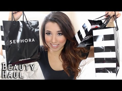 HAUL @ Sephora : Try out new stuff!