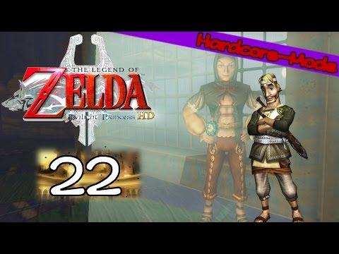 The Legend of Zelda: Twilight Princess HD Part 22 - S.T.A.R.-Challenge
