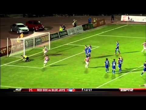 Jozy Altidore Hat trick USA vs Bosnia Herzegovina Friendly