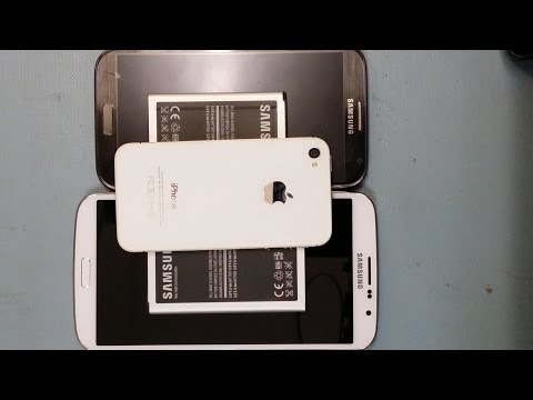 Samsung Mega Phone Tear Down. Charging port fix. cracked screen repair