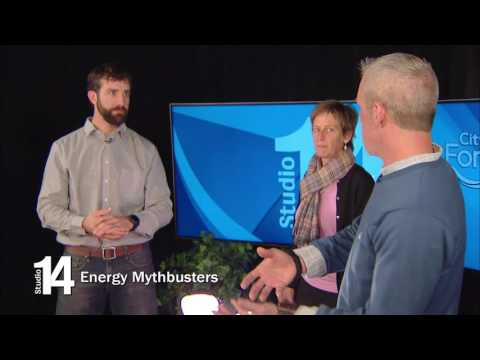 view Studio 14 - Energy Mythbusters video