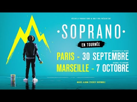 download lagu Soprano - L'everest Tour 2017 - Teaser Live1 gratis